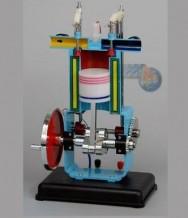 Модель двигуна внутрішнього згоряння