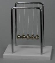 Пристрій для демонстрації збереження імпульсу