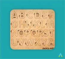 фото - Англійський алфавіт