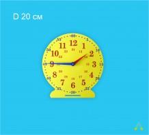 фото - Лабораторна модель механічного годинника. D 20 см