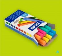 Крейда кольорова