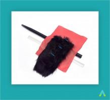 Комплект паличок для трибоелектризації