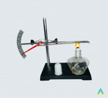 Пластина біметалева зі стрілкою
