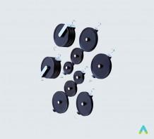 Комплект блоків демонстраційний (мет.)