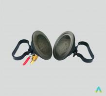 фото - Прилад для демонстрації атмосферного тиску (Магдебурзькі півкулі)