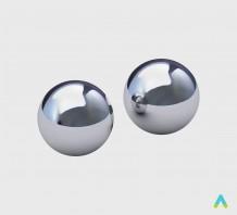 фото - Набір кульок металевих