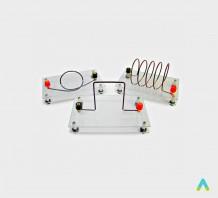фото - Набір для демонстрації спектрів магнітного поля струму