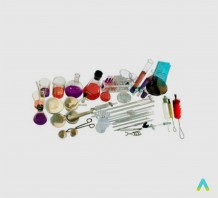 фото - Комплект для демонстраційних дослідів з хімії універсальний (КДДХУ)