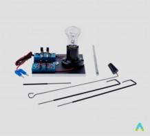 фото - Прилад для дослідів по хімії з електричним струмом (ПХЕ) демонстраційний