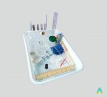 фото - Набір шкільний лабораторний для кабінету біології НШБЛ