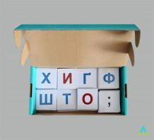 фото - Наочно-дидактичний матеріал з української мови на магнітах для учня
