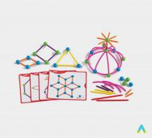 фото - Розвиваючий конструктор 2D, 3D геометрія