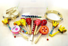 фото - Набір музичних інструментів