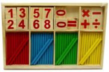 """фото - Розвиваюча гра для дітей """"Математика"""""""