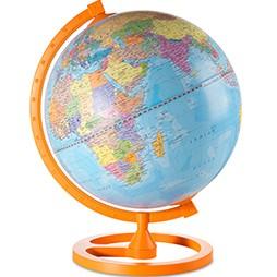 Глобус політичний (Ø 260мм)