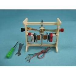 Модель електродвигуна розбірна лабораторна