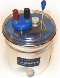 Калориметр зі спіраллю-резистором