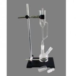 Прилад для отримання галоїдоалканів