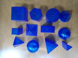 Набір стереометричних фігур