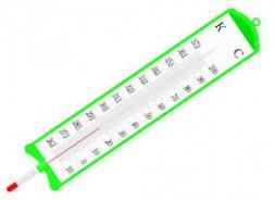 Термометр демонстраційний