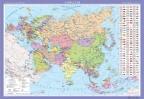 Євразія. Політична карта
