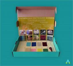 фото - Колекція «Види тканин та ниток»