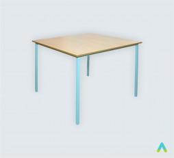 фото - Стіл для їдалень квадратний 4-місний, ростова група №6