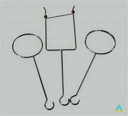Прилад для визначення поверхневого натягу рідини