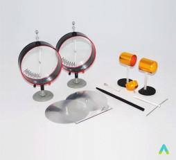 Електрометри з приладдям