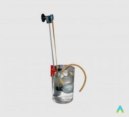 фото - Прилад для демонстрації тиску в рідині