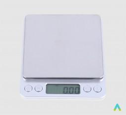 фото - Цифрові ваги 1 кг/0.1г