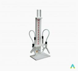 Прилад для ілюстрації залежності швидкості хімічних реакцій від умов
