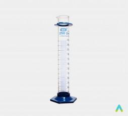 фото - Циліндр вимірювальний з носиком, 250 мл