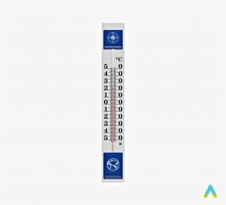 фото - Термометр металевий великий