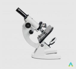 фото - Мікроскоп учнівський