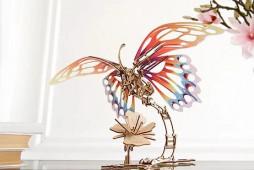 """фото - Механічна модель """"Метелик"""""""