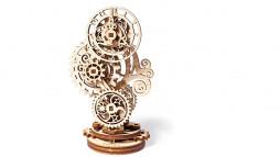 """фото - Механічна модель """"Годинник стімпанк"""""""