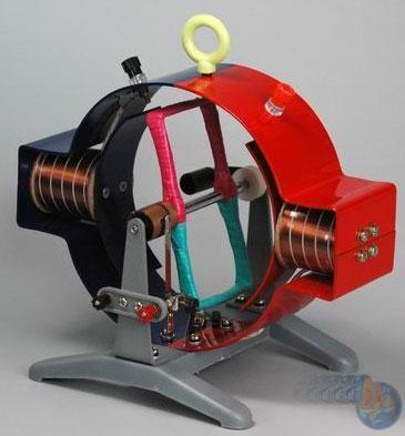 Машина електрична двигун генератор