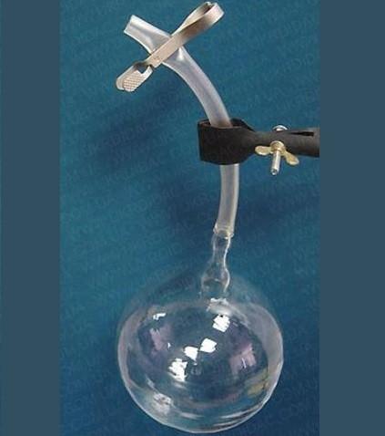 Склянка для зважування повітря