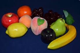 Муляжі фруктів
