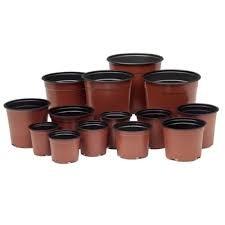 Горщики для вирощування рослин (набір, 90 шт.)