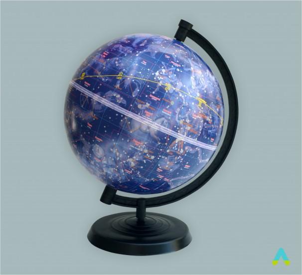 """Глобус-модель """"Зоряне небо"""""""