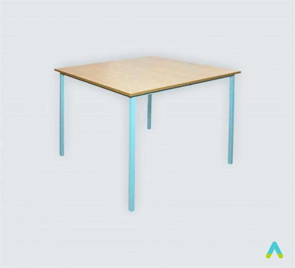 Стіл для їдалень квадратний 4-місний, ростова група №6 - фото