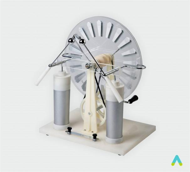 Електрофорна машина - фото