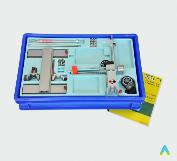 Комплект лабораторний «Електрика і магнетизм» - фото
