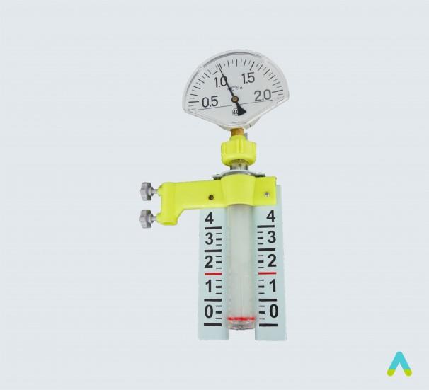 Набір для вивчення газових законів - фото
