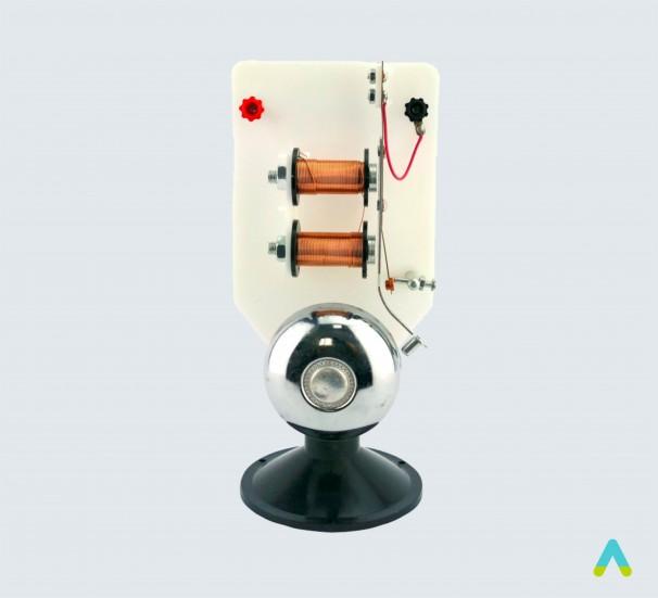 Модель електричного дзвоника - фото