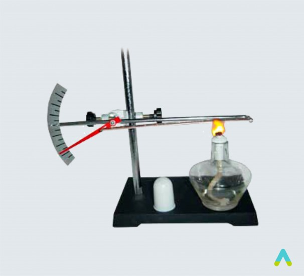 Пластина біметалева зі стрілкою - фото