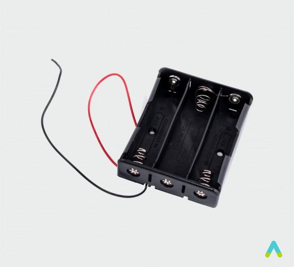 Джерело живлення (Утримувач батарейок) - фото