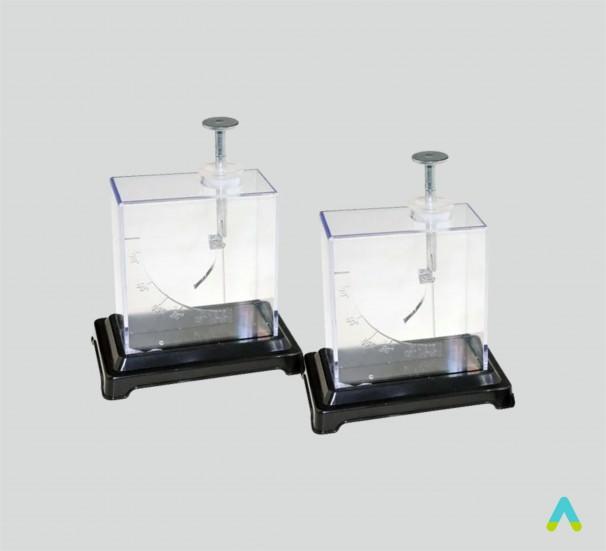 Електроскопи (пара) - фото